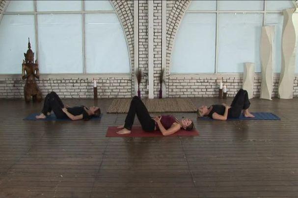 Yogafit Basics & Back