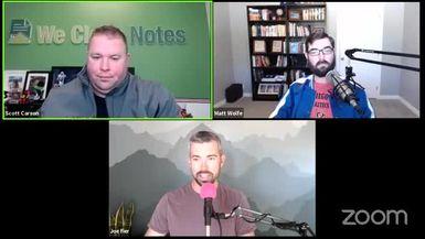 Hustle and Flowchart Marketing with Joe Fier and Matt Wolfe