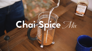 WYLDER SPACE-EPISODE 10- CHAI TEA SPICE MIX