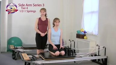 Side Arm Series 3