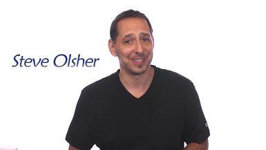 STEVE OLSHER - MY MANIFESTO