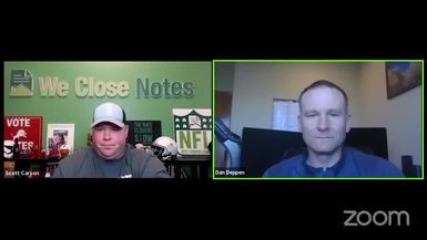 From Aerospace to the Note Space: The Journey to Full Time Note Investing with Note Mastermind Memb
