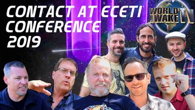 UFO CONTACT & DISCLOSURE: HIGHER DIMENSIONAL EXPERIENCES AT ECETI RANCH 2019