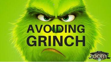 Note Night in America: Avoiding Grinch