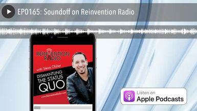 EP0165: Soundoff on Reinvention Radio