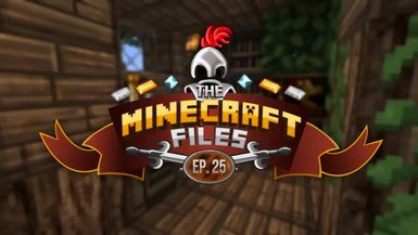 The Minecraft Files - #281 - The Wizard of the Enchanted Forest! (HD)