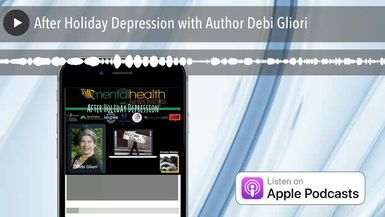 After Holiday Depression with Author Debi Gliori