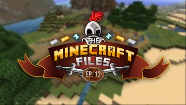 The Minecraft Files - #269 - Giant Medieval Style Farm (HD)