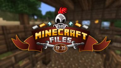 The Minecraft Files - #279 - Pig Stables! (HD)