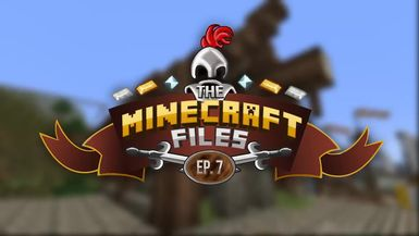 The Minecraft Files - #263 - Simple Medieval House Build! (HD)