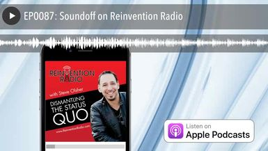 EP0087: Soundoff on Reinvention Radio
