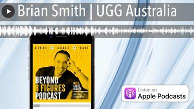Brian Smith | UGG Australia