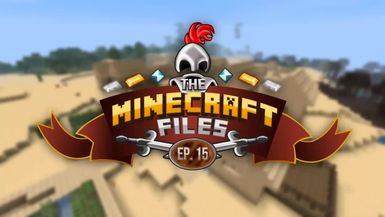 The Minecraft Files - #271 RPF - MELVIN vs. THE APOCALYPSE (HD)