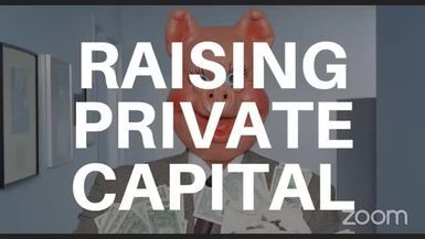 Note Night in America: Raising Private Capital